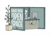 Dans mon open space -0- Les Inédits !
