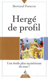 (AUT) Hergé - Hergé de profil - Une étoile plus mystérieuse du tout !