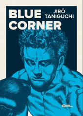 Couverture de Blue corner