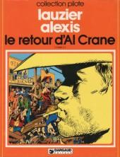 Al Crane -2- Le retour d'Al Crane