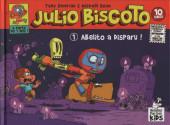 Julio Biscoto -1- Abelito a disparu !