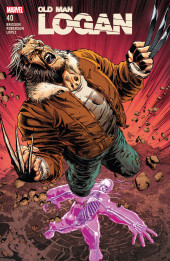 Old Man Logan (2016) -40- Glob Loves, Man Kills: Conclusion