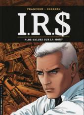 I.R.$. puis I.R.$ -15a16- Plus-values sur la mort