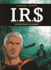 I.R.$. puis I.R.$ -14b16- Les survivants de Nankin