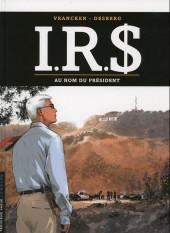 I.R.$. -12b16- Au nom du président