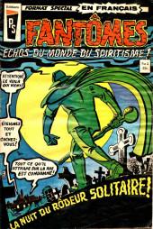 Fantômes - Echos du monde du spiritisme (Éditions Héritage) -2- Qui-qui est là?