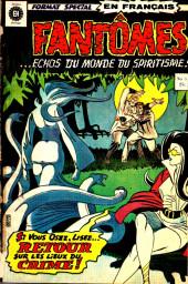 Fantômes - Echos du monde du spiritisme (Éditions Héritage) -3- Le trésor du tombeau