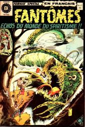Fantômes - Echos du monde du spiritisme (Éditions Héritage) -17- Un joli coin pour mourir