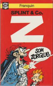 Spirou et Fantasio (en danois) (Splint & Co.) -Poche09- Z som Zorglub