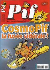 Pif (Gadget) nouvelle série -18- Cosmopif la fusée sidérale !