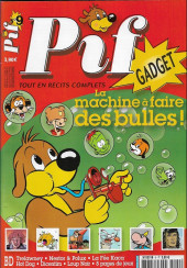 Pif (Gadget) nouvelle série -9- La machine à faire des bulles !