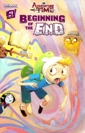 Adventure Time: Beginning Of The End -1- Adventure Time: Beginning Of The End Part 1 Of 3