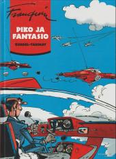 Spirou et Fantasio (en langues étrangères) -7Finlandais- Zorbul-tarinat