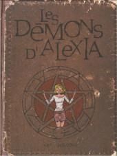 Les démons d'Alexia -INT01- Tome 1