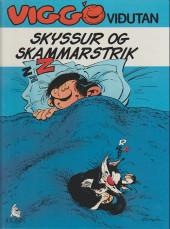 Gaston (en langues étrangères) -11Islandais- Skyssur og skammarstrik