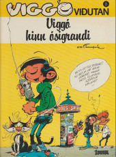 Gaston (en langues étrangères) -3Islandais- Viggó hinn ósigrandi