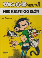 Gaston (en langues étrangères) -8Islandais- Med kjafti og klóm
