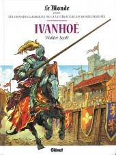 Les grands Classiques de la littérature en bande dessinée -37- Ivanhoé