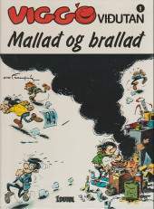 Gaston (en langues étrangères) -9Islandais- Mallad og brallad