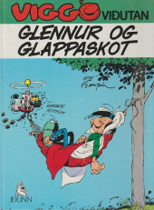 Gaston (en langues étrangères) -10Islandais- Glennur og glappaskot