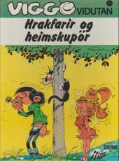Gaston (en langues étrangères) -2Islandais- Hrakfarir og heimskupör