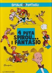 Spirou et Fantasio (en langues étrangères) -1Croate- 4 puta Spirou... i Fantasio