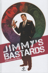 Couverture de Jimmy's Bastards -1- On va s'faire papa