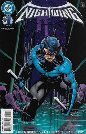 Nightwing Vol. 2 (1996) -1- Child of Justice