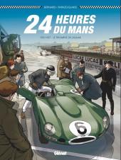 24 Heures du Mans -5- 1951-1957 : le triomphe du jaguar