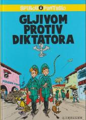 Spirou et Fantasio (en langues étrangères) -7Croate- Gljivom protiv diktatora