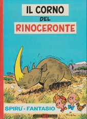 Spirou et Fantasio (en langues étrangères) -1Italien- Il corno del rinoceronte
