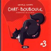 Chat-Bouboule -3- Chat-Bouboule Intermittent de la sieste