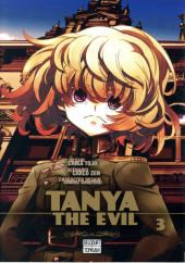 Tanya The Evil -3- Tome 3