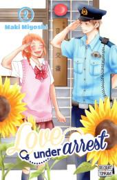 Love under arrest -2- Tome 2