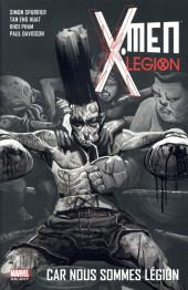X-Men Legion -2- Car nous sommes légion