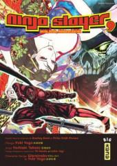 Ninja slayer  -9- Tome 9