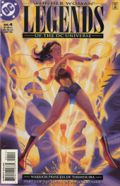 Legends of the DC universe (1998) -4- Moments part 1 of 2