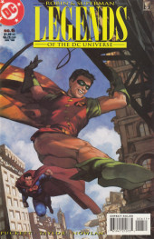 Legends of the DC universe (1998) -6- Fear of god