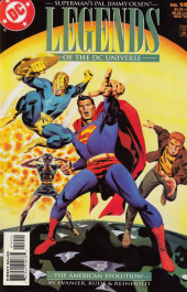 Legends of the DC universe (1998) -14- The american evolution
