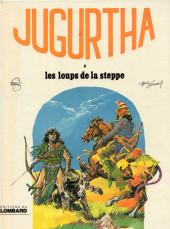 Jugurtha -6- Les loups de la steppe
