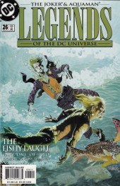 Legends of the DC universe (1998) -26- The fishy laugh part 1 of 2