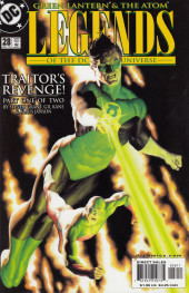 Legends of the DC universe (1998) -28- Traitor's revenge part 1 of 2