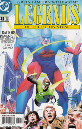 Legends of the DC universe (1998) -29- Traitor's revenge part 2 of 2