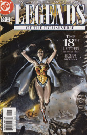 Legends of the DC universe (1998) -30- The 18th letter part 1 of 3