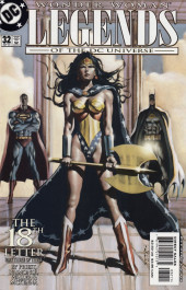 Legends of the DC universe (1998) -32- The 18th letter part 3 of 3