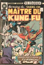 Les mains de Shang-Chi, maître du Kung-Fu (Éditions Héritage) -17- L'ennemi de la neige (Héroïne)