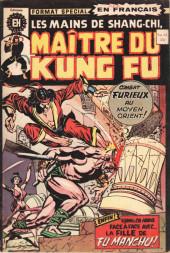 Les mains de Shang-Chi, maître du Kung-Fu (Éditions Héritage) -12- Fille de la nuit !