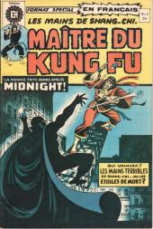 Les mains de Shang-Chi, maître du Kung-Fu (Éditions Héritage) -2- A minuit vient la sombre mort !