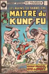Les mains de Shang-Chi, maître du Kung-Fu (Éditions Héritage) -13- Confrontation