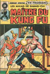 Les mains de Shang-Chi, maître du Kung-Fu (Éditions Héritage) -4-